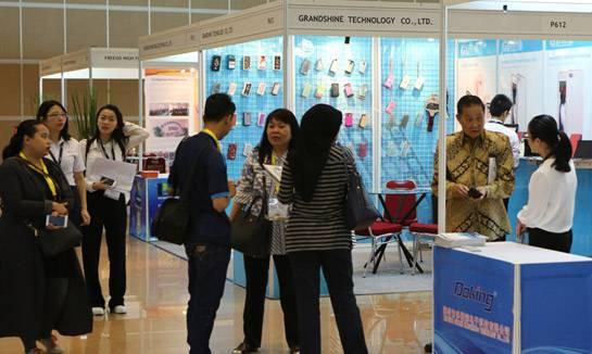 印尼消费类电子展ICEEI