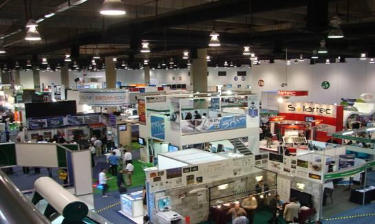 墨西哥绿色能源展THE GREE EXPO