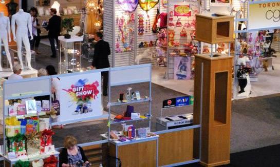 加拿大礼品展Toronto Gift Fair
