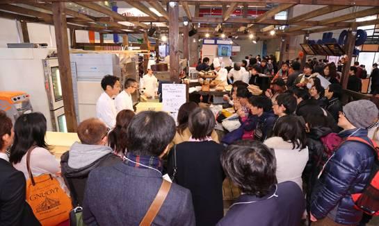 日本面包点心技术展MOBAC SHOW