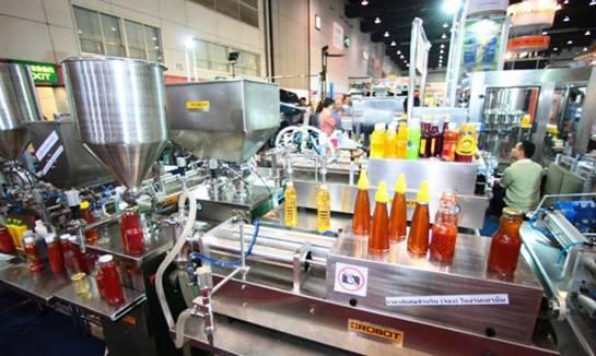 泰国食品加工机械包装展FOOD PACK ASIA