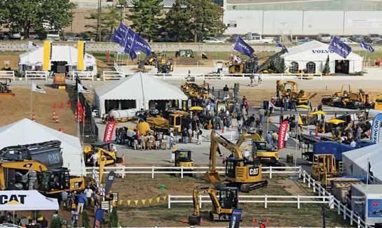 美国工程机械及市政基础建设展ICUEE