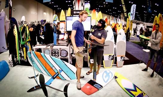 美国冬季水上运用用品及沙滩时尚用品展SURF EXPO (WINTER)2017