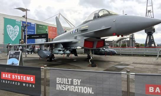 英国防务及军用警备展DSEI 2019