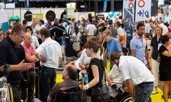 法国残疾人复健保健展HANDICA