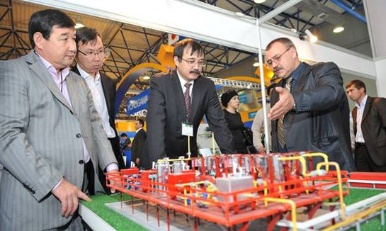 哈萨克斯坦石油天然气展KIOGE
