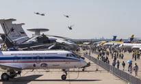 俄罗斯航空展MAKS