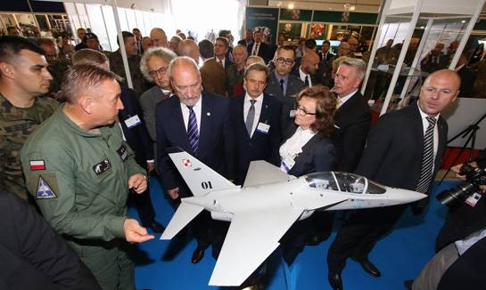 波兰国防科技工业展mspo poland