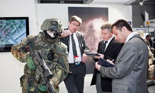 捷克军需用品展FUTURE SOLDIER