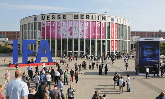 德国国际家用电器及厨房用品博览会HOME APPLIANCES  IFA