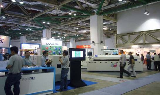 新加坡电子展GLOBALTRONICS