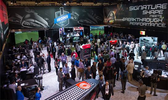 美国高尔夫球及用品展PGA Fall Expo