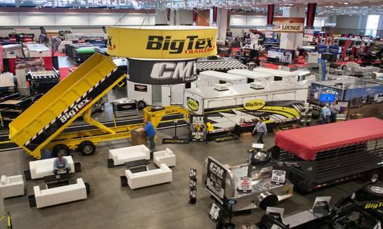 美国拖车展NATDA