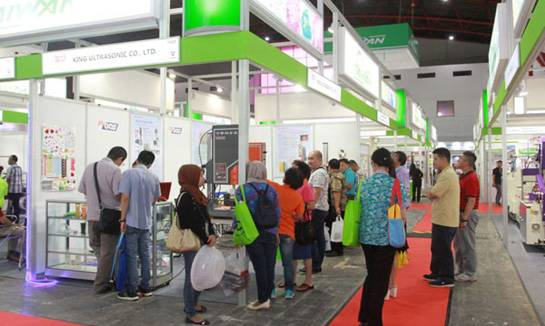 印尼塑料及橡胶展PLASTICS & RUBBER MACHINERY, PROCESSING & MATERIALS EXHIBITION.