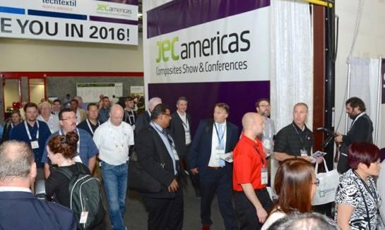 美国复合材料展JEC AMERICAS