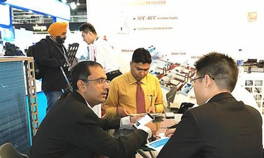 印度厨卫、再生能源及家居自动化技术展ISH INDIA