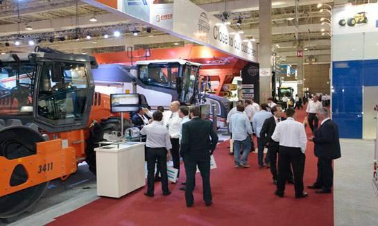 俄罗斯道路建设及机械展ROADEXPO