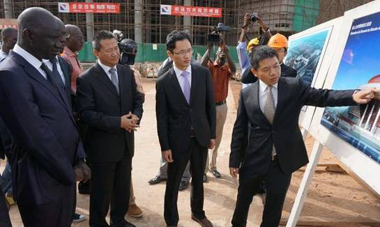 (非洲)中国商品和装备制造展(Africa)China Commodities,Technology&Services Expo