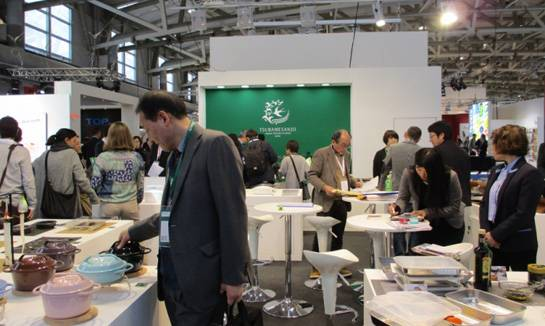 德国生活用品设计展AMBIENTE INTERNATIONALE FRANKFURTER MESSE