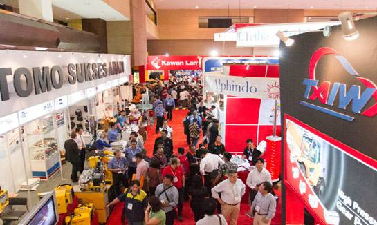 印尼工业制造展Manufacturing Indonesia Series