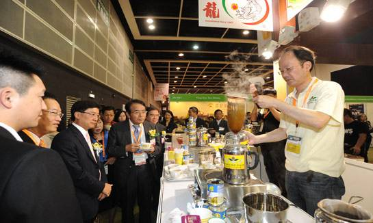 香港茶展HKTDC INTERNATIONAL TEA EXPO
