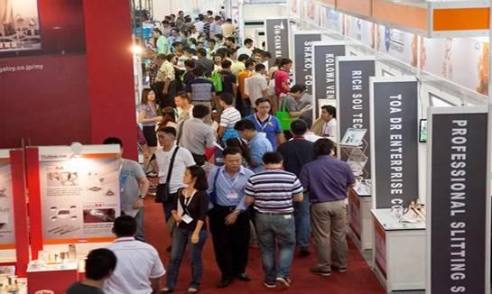 印尼机床技术金属加工展MACHINE TOOL TECHNOLOGY INDONESIA