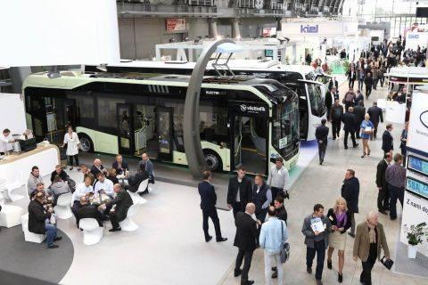 波兰公共交通展TRANSEXPO