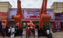 柬埔寨建筑展CAMBODIA CONSTRUCTION INDUSTRY EXPO