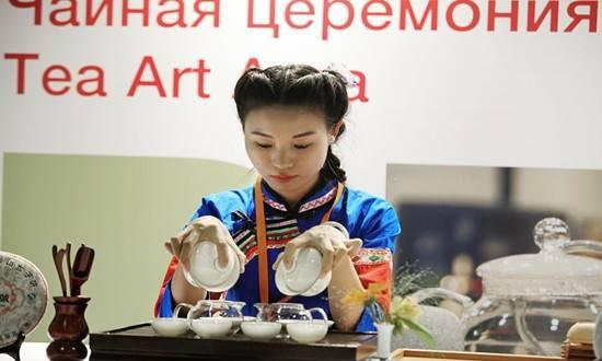 俄罗斯食品展WORLD FOOD MOSCOW