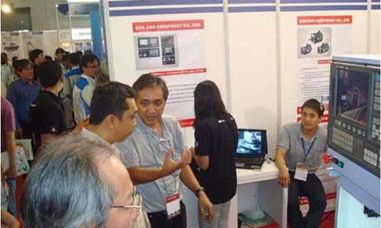 印尼工业制造展MACHINE TOOL INDONESIA