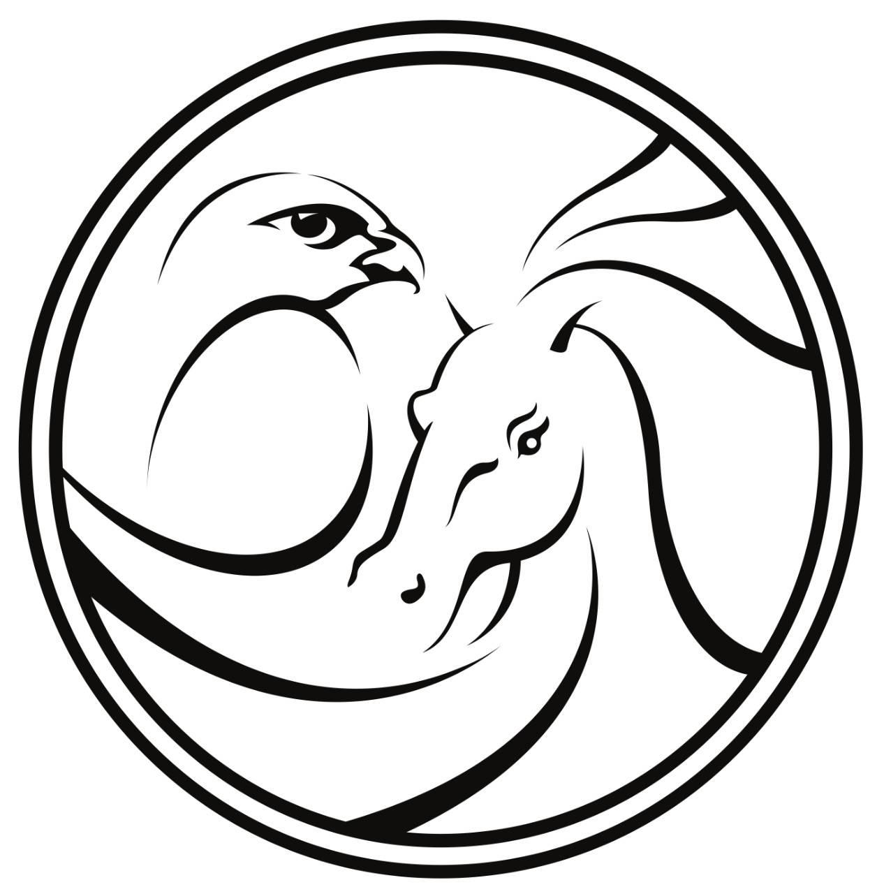 阿联酋迪拜国际狩猎及马术展览会logo