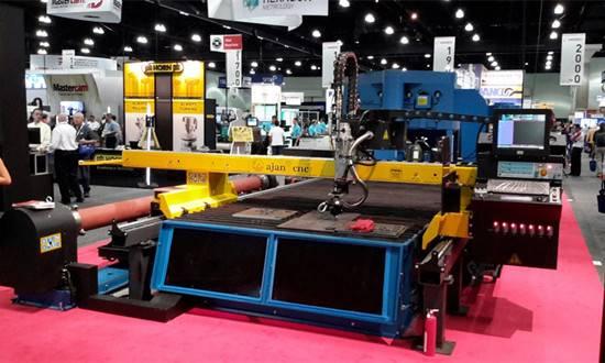 美国金属制造展WESTEC