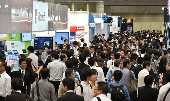 日本IT消费电子展Japan IT Week