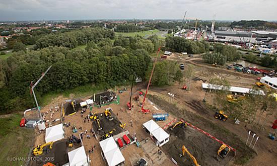 比利时机械工业展MATEXPO