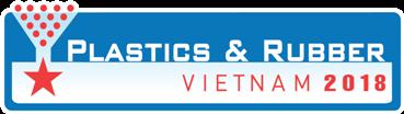 越南胡志明市国际塑料橡胶工业展览会logo