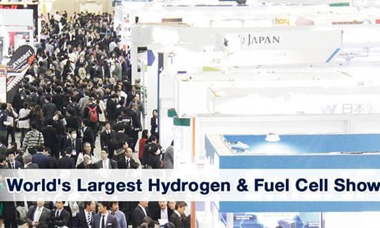 日本氢能燃料展FC EXPO