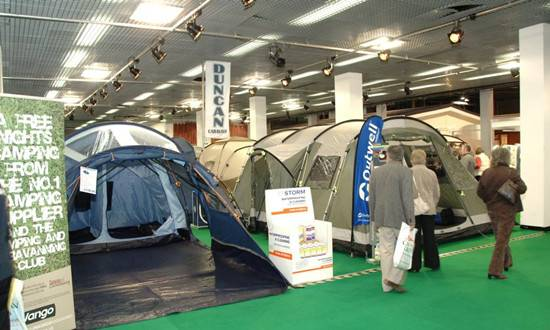 英国户外休闲展The Scottish Caravan and Outdoor Leisure Show