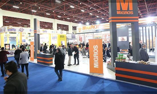 土耳其地中海食品饮料展ANFAS FOOD PRODUCT