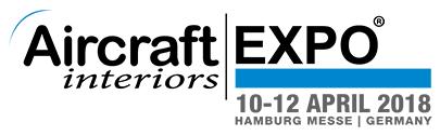 德国汉堡国际飞机室内设计及设备展览会logo
