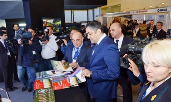 阿塞拜疆运输及物流展TRANSCASPIAN
