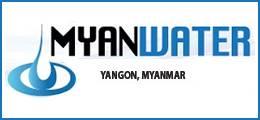 缅甸仰光国际水处理技术展览会logo