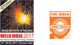 印度金奈国际焊接及切割设备展览会logo