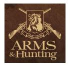 俄罗斯莫斯科国际枪械及狩猎展览会logo