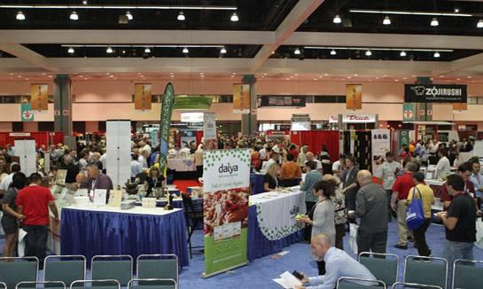 美国西部食品及餐饮设备展Western Foodservice & Hospitality Expo