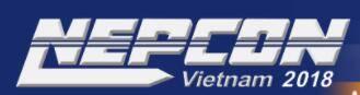 越南河内国际电子元器件、材料及生产设备龙8国际logo