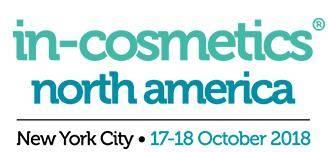 美国纽约国际化妆品原料展览会logo