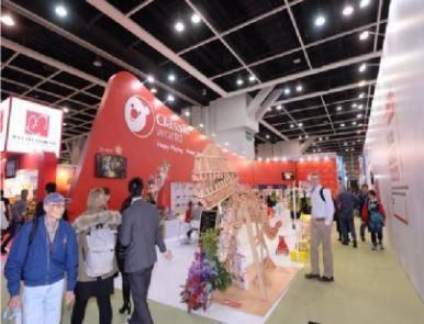 香港国际玩具展HONG KONG TOYS & GAMES FAIR