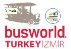 土耳其伊兹密尔国际世界客车展览会logo