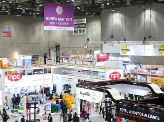 韩国物料搬运及物流展Korea Int'l Materials Handling and Logistics Exhibition (KOREA MAT)
