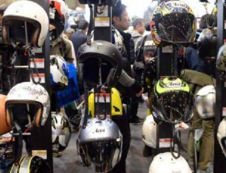 日本摩托车及配件展TOKYO MOTORCYCLE SHOW